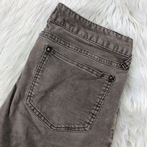 Free People Pants - Free People Corduroy Skinny Leg Pants